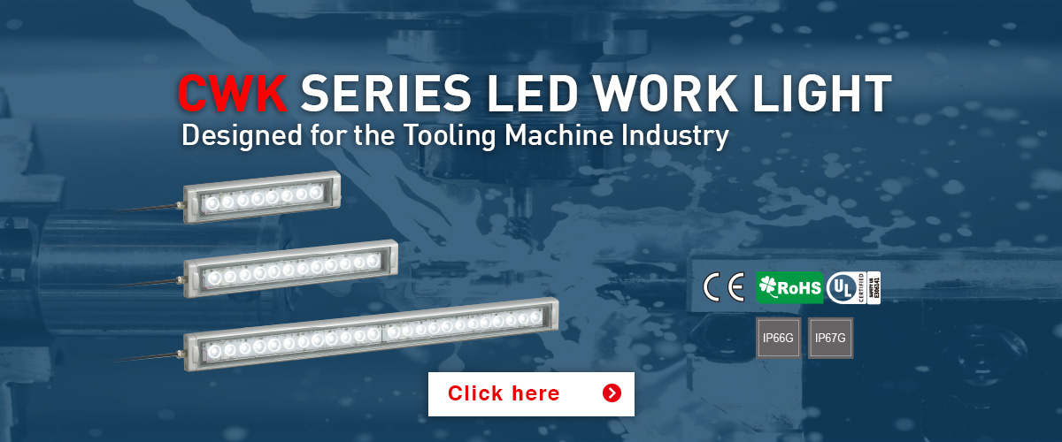 LED WORK LIGHT CWK